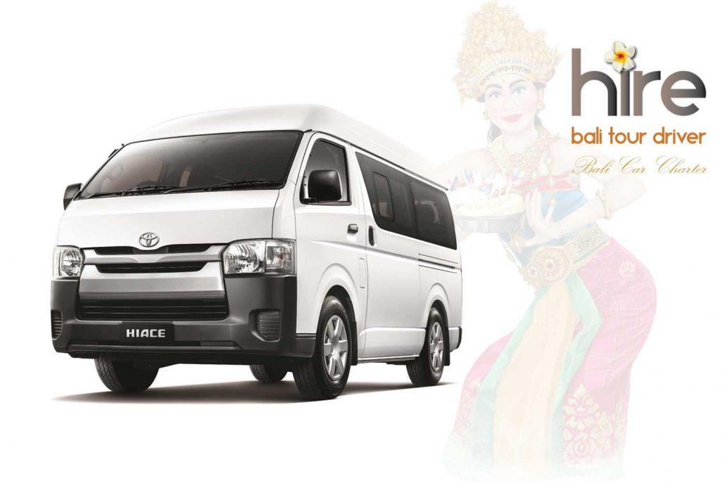 3. Toyota Hiace