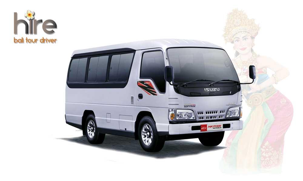 hire-bali-tour-driver-bali-car-charter-isuzu-elf-12-seats-putu-leonk-bali