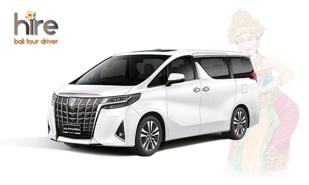 8. Toyota Alphard